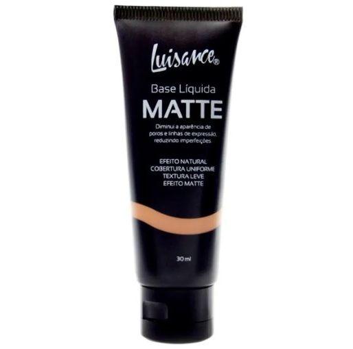 Base Líquida Matte Luisance Cor 02 L5001