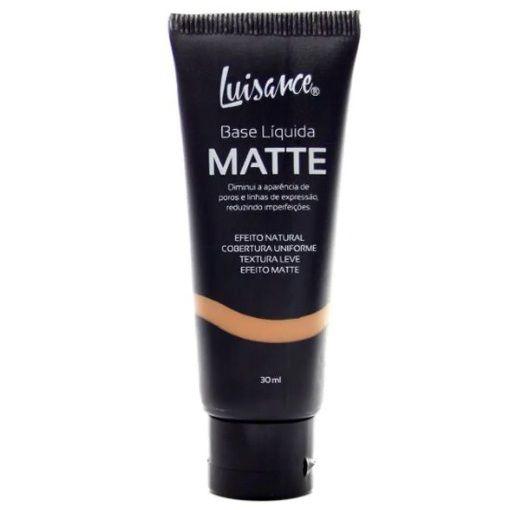 Base Líquida Matte Luisance Cor 04 L5001