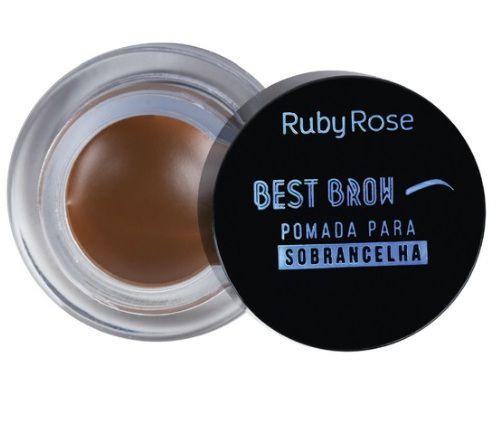 Pomada Para Sobrancelha Best Brow Ruby Rose Light HB8400