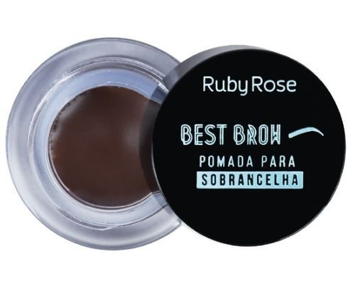 Pomada Para Sobrancelha Best Brow Ruby Rose Dark HB8400