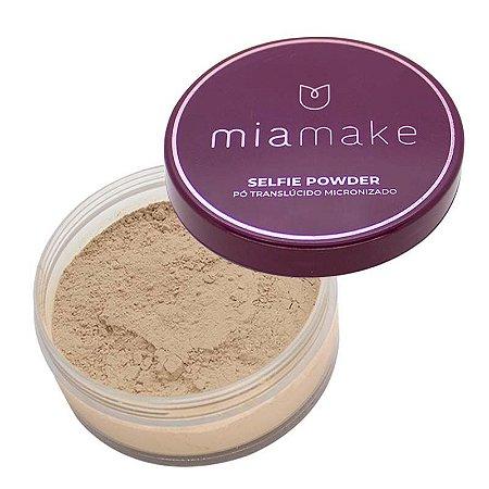 Pó Translúcido Micronizado Selfie Powder Mia Make Cor 04