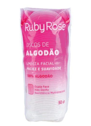 Discos de Algodão Ruby Rose HB308