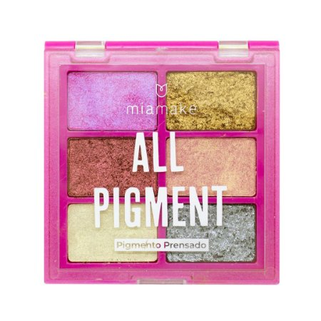 Paleta Pigmento Prensado Mia Make All Pigment
