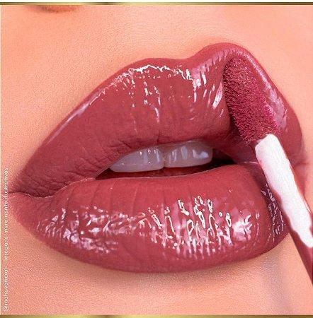 Gloss Acqua Tint Top Coat Comfort Mahav Rosê Malva