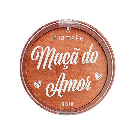 Blush Maça do Amor Mia Make Cor 03