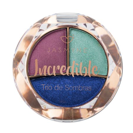 Trio de Sombras Incredible Jasmyne Cor C