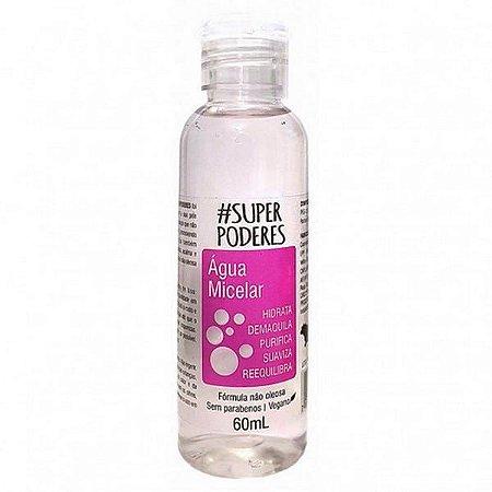 Água Micelar 60 ml Super Poderes