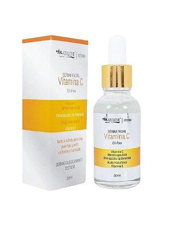 Sérum Facial Vitamina C Oil Free Max Love