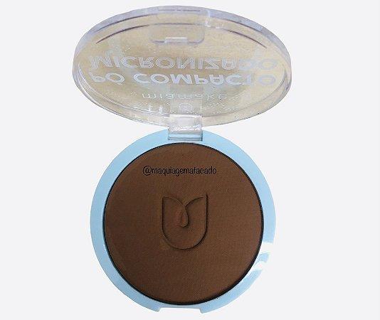 Pó Compacto Micronizado Mia Make Cor 8