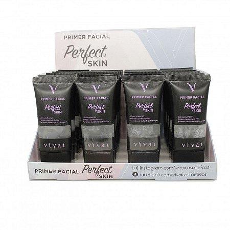 Primer Facial Perfect Skin Vivai Atacado Box 24 Unidades
