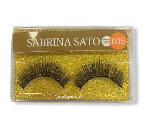 Cílios Postiços Sabrina Sato Modelo 035 SS128