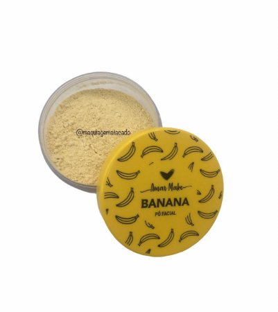 Pó Banana Amar Make