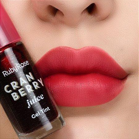 Gel Tint CranBerry Juice Ruby Rose HB556