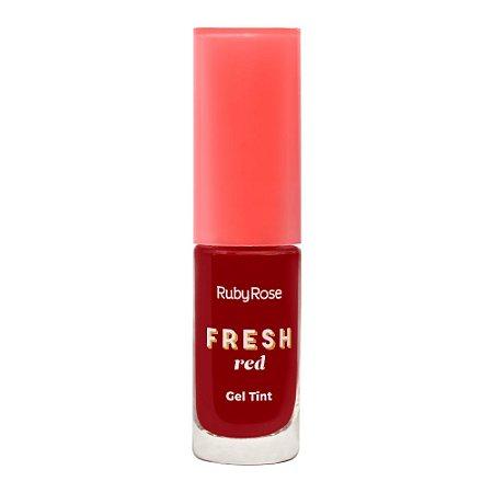Gel Tint Fresh Red Ruby Rose HB554
