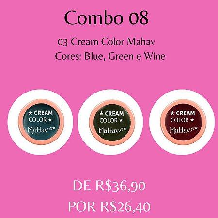03 Cream Color Mahav