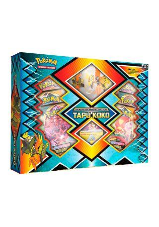 Coleção com Broche e Miniatura - Tapu Koko
