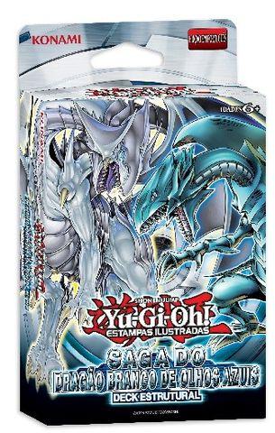 Saga do Dragão Branco de Olhos Azuis