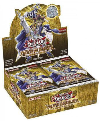 Pacote de Duelista Rivais do Faraó - Booster Box