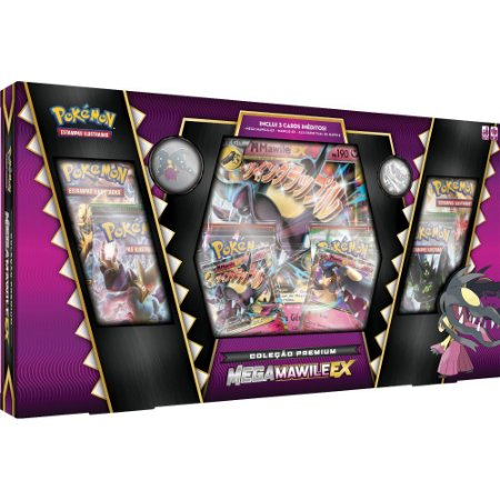 BOX MEGA MAWILE - EX