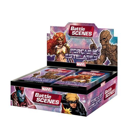 BATTLE SCENES - BOOSTER BOX - FORÇAS ESTELARES