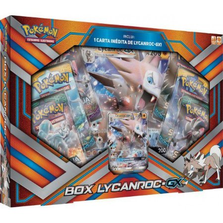 POKÉMON - BOX LYCANROC