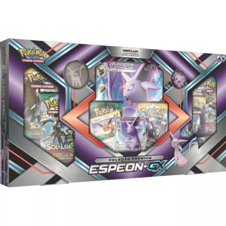 POKÉMON BOX - ESPEON GX