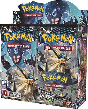 Pokémon SL5 Booster Box - Ultra Prisma