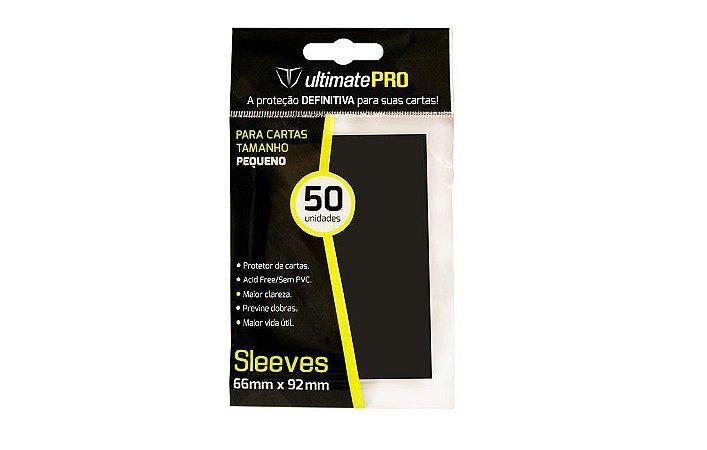 Protetor de Cartas - Ultimate-Pro Preto