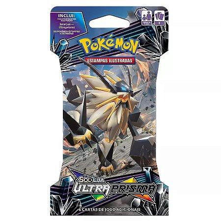 Pokémon - Blister Unitário - Sol e Lua Ultra Prisma