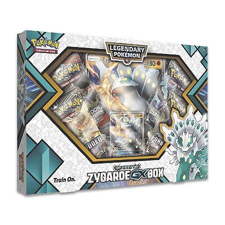 Pokémon - Box Zygarde-GX