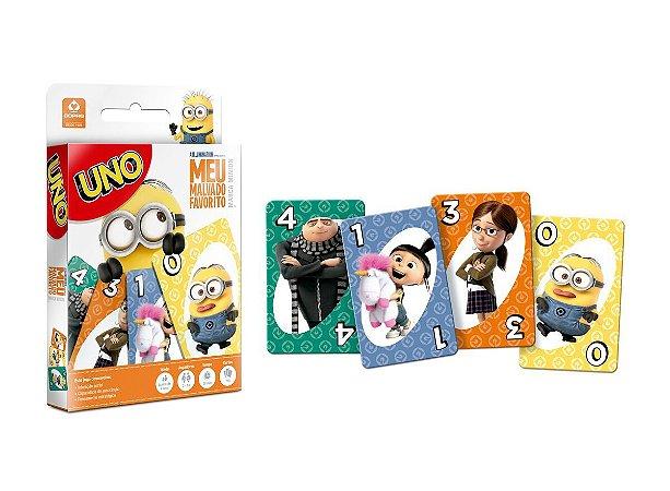 Jogo de Cartas - Uno: Minions
