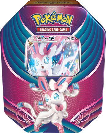Pokémon Latas GX - Celebração de Evolução