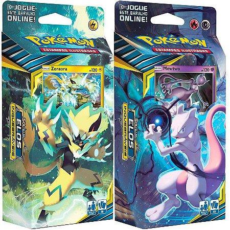 Pokémon - Deck Sol e Lua 10 - Elos Inquebráveis