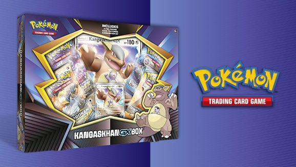 Pokémon - Box Kangaskhan GX