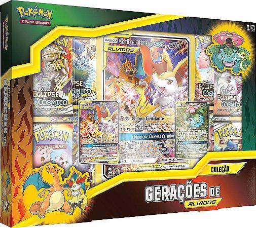 Pokémon - Box Geração de Aliados