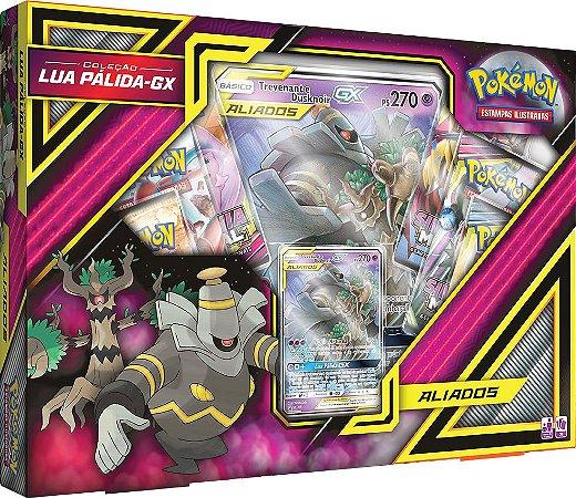 Pokémon Box Lua Pálida-GX