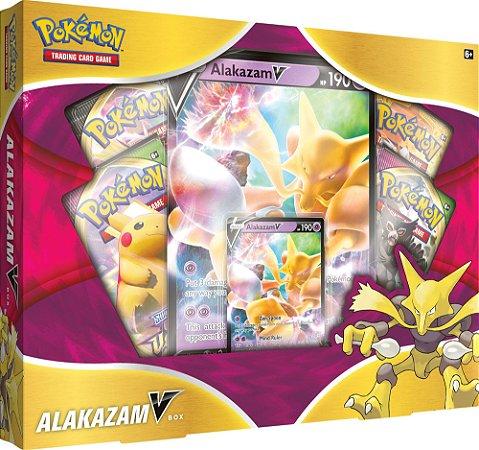 Coleção Alakazam V