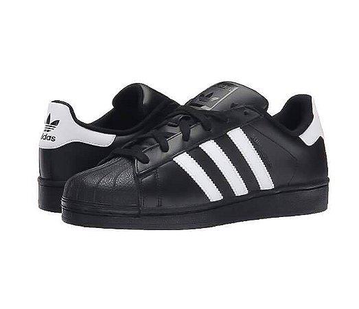 4732c2324 Tênis Adidas Superstar Foundation- Masculino