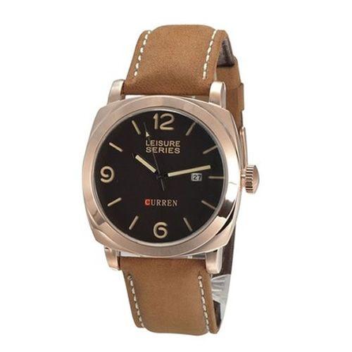 Relógio Masculino Curren Analógico 8158 BZ