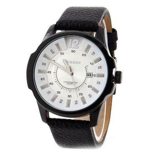 Relógio Masculino Curren Analógico 8123 BR