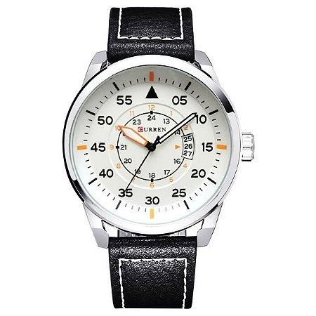 Relógio Masculino Curren Analógico 8210 BR