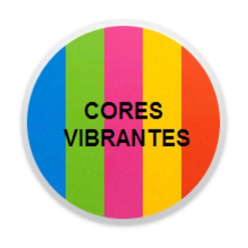 Papel de Seda Fluorescente 50x70 Cores Unicas pct c/ 100