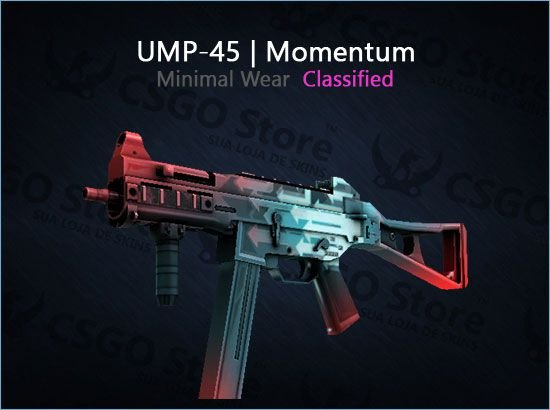 UMP-45   Momentum (Minimal Wear)
