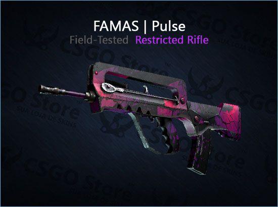 FAMAS   Pulse (Field-Tested)
