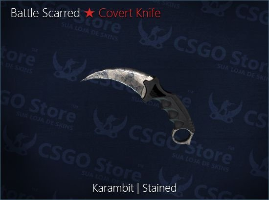 Karambit | Stained