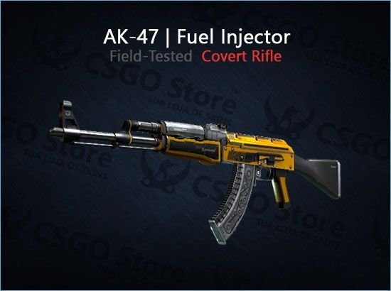 AK-47   Fuel Injector (Field-Tested)