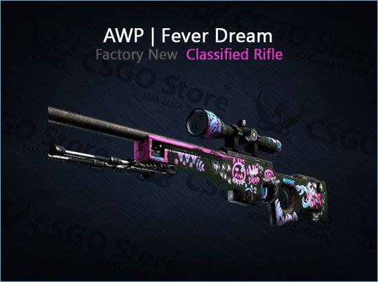 AWP | Fever Dream (Factory New)