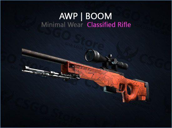 AWP | BOOM (Minimal Wear)