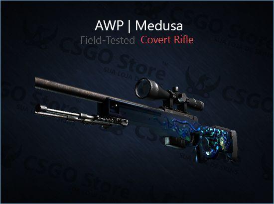 AWP | Medusa (Field-Tested)