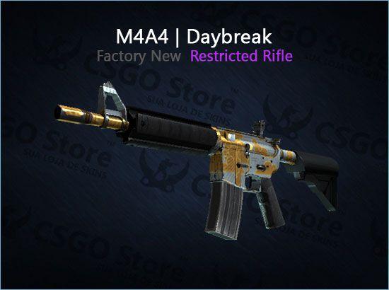 M4A4   Daybreak (Factory New)